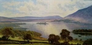 """Grace O Malley Castle"" by Michael Mc Carthy"