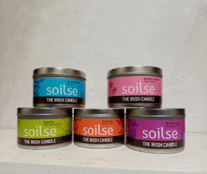 Soilse the Irish Candle