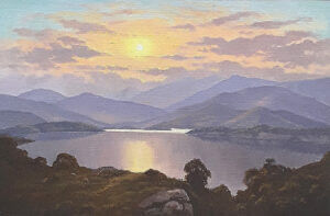 Upper Lakes Killarney by Michael McCarthy